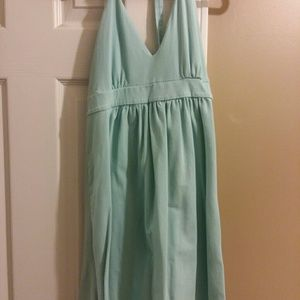 Victoria's Secret Dresses - Victoria Secret Light teal summer dress